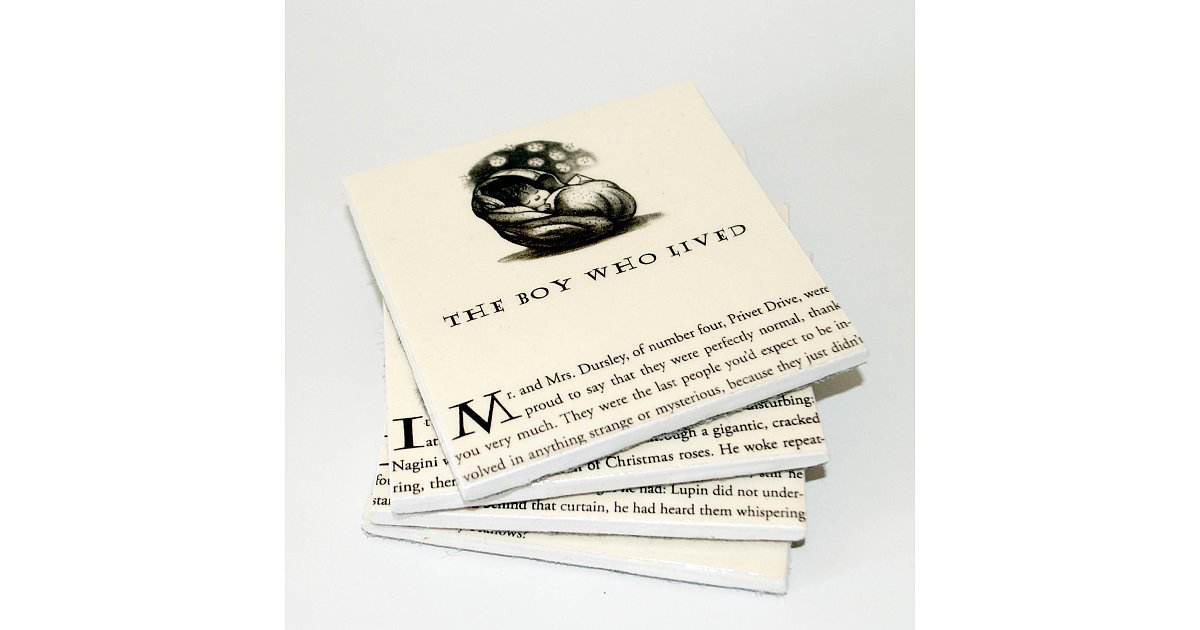 Harry Potter Book Set Costco : Coasters uses for old books popsugar smart living
