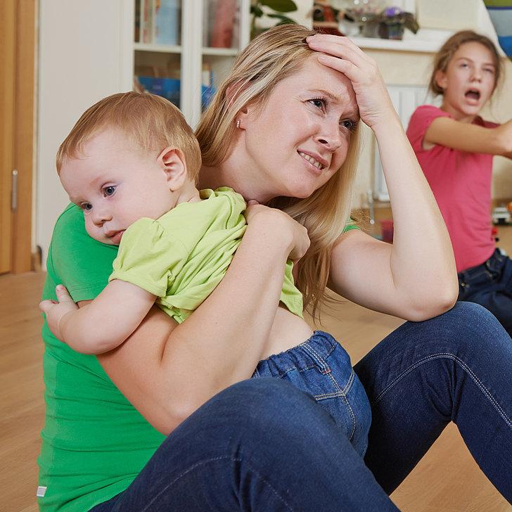 Eating Habits of Moms | POPSUGAR Moms