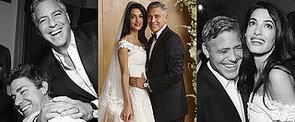 Ganz nah mit dabei: Neue Bilder von George Clooney's Hochzeit!