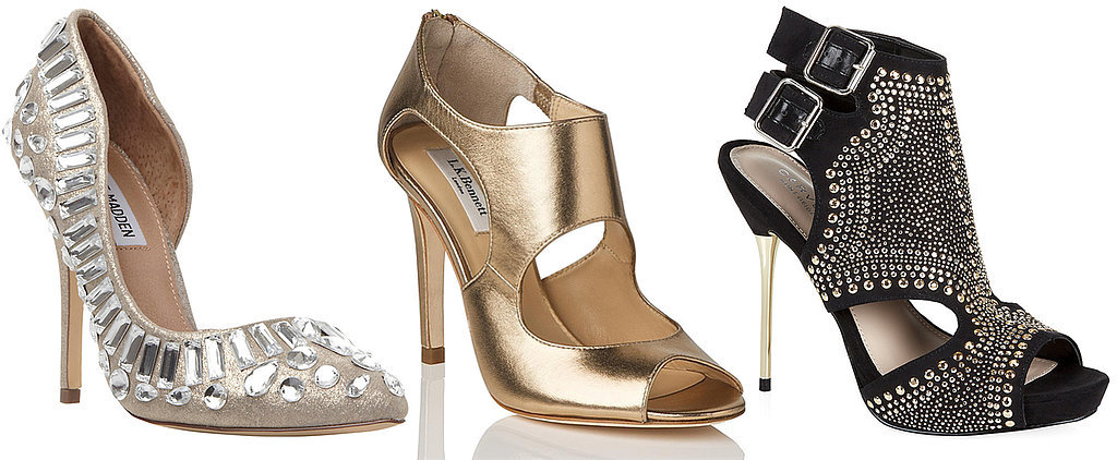 Call Off the Search, We've Found Your Perfect Party Shoes