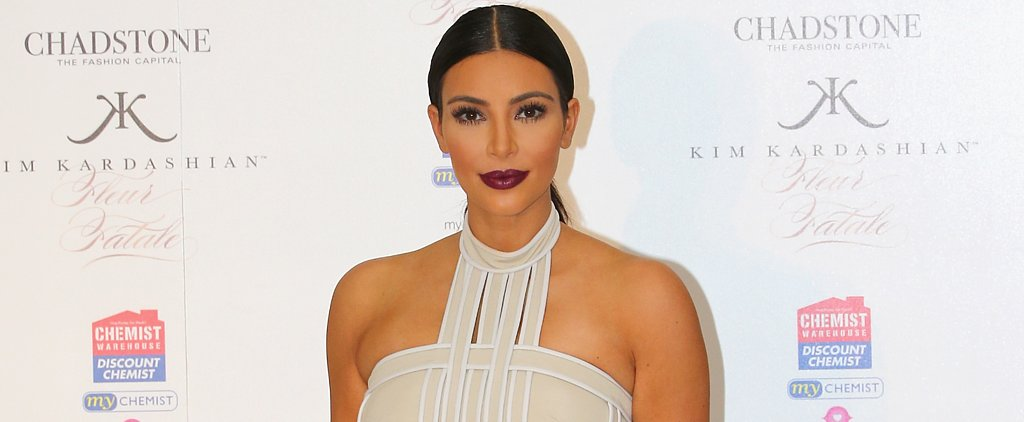 Kim Kardashian Visits Troops Stationed in Abu Dhabi