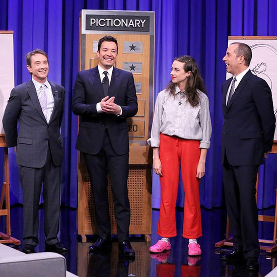 Jerry Seinfeld Plays Pictionary With Jimmy Fallon
