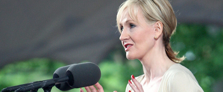 J.K. Rowling's Incredible Commencement Speech Is Getting Published