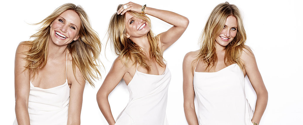 Cameron Diaz Shares Great Girl Advice in Cosmo