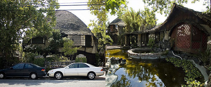"A Disney Artist Built a ""Hobbit's Home"" in LA"