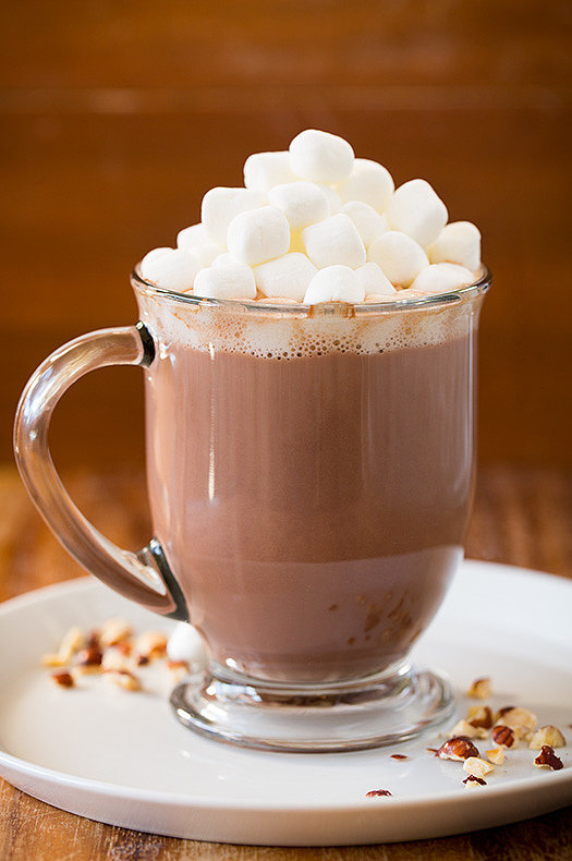 Hazelnut Hot Chocolate | 14 Scrumptious Takes on Hot Cocoa | POPSUGAR ...