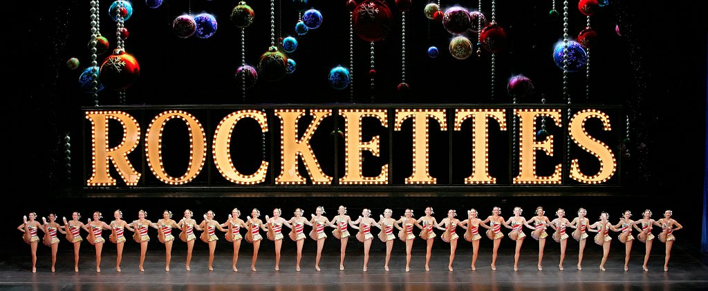 The Rockettes' French Twist Will Kick Up Your Holiday Hair Game