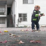 Toddler Dubstep Dance Routine Video
