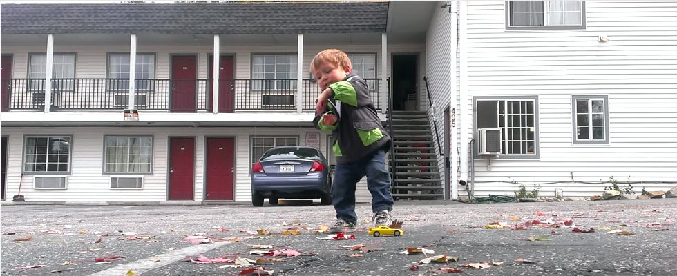 Trust Us, You've Never Seen a Toddler Dance Quite Like This