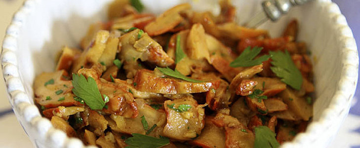 Sautéed Chanterelles With Parsley Are Simple to Make Yet Oh So Luxe