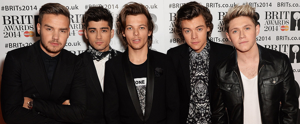 Try to Handle All 24 of These Hot One Direction Pictures