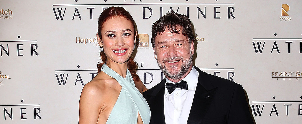 Russell Crowe Charms Sydney at the World Premiere of The Water Diviner