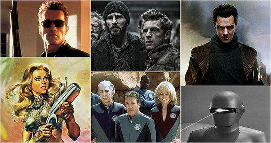 30 Great Sci-Fi Movies on Netflix Streaming Right Now