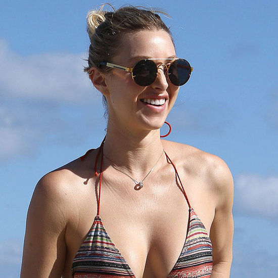 Whitney Port Wears a Bikini in Miami | Pictures