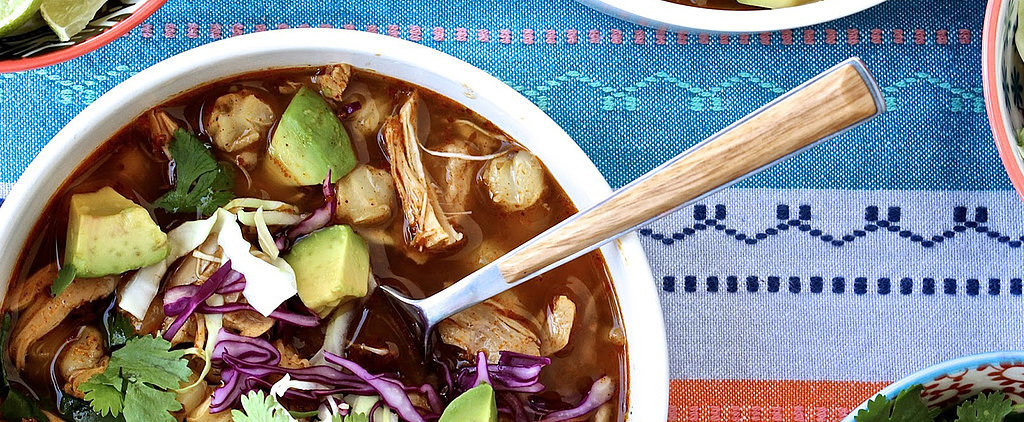 This Chicken Posole Recipe Only Tastes Like It Takes Hours to Make
