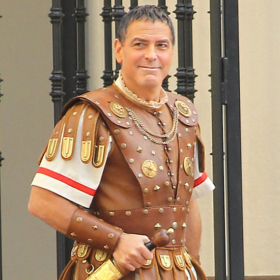 George Clooney on the Set of Hail Caesar | Pictures
