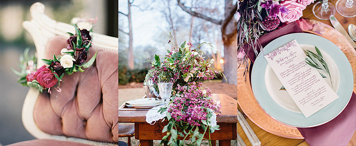11 Ways to Use Pantone's Color of the Year in Your Wedding