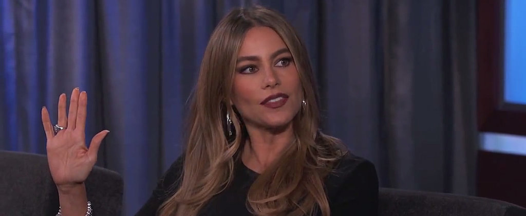 You Won't Believe What Sofia Vergara Scored on Her Citizenship Test
