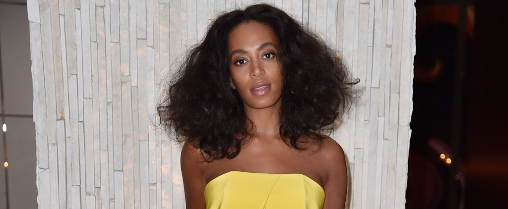 Solange Knowles Makes Her First Postwedding Appearance