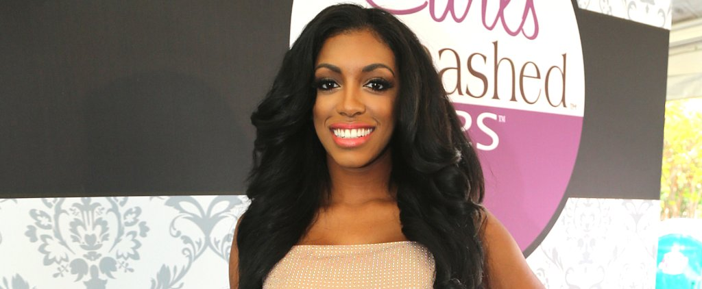 RHOA Porsha Williams Talks About Her Fight With Claudia Jordan