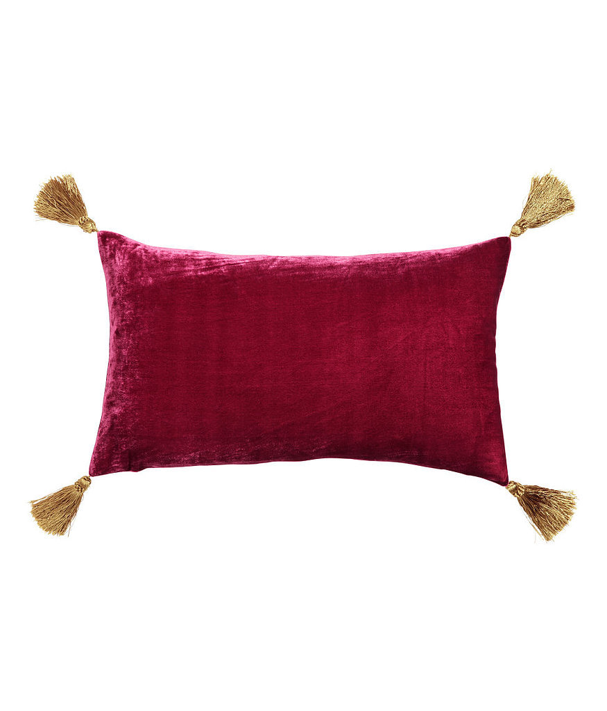 Velvet cushion cover 18