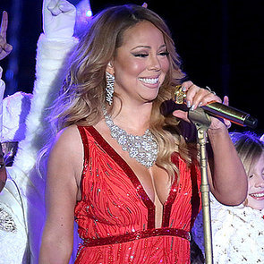 Mariah Carey's NBC Rockefeller Center Performance 2014