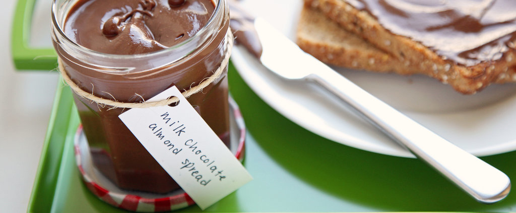 Spread It on Thick: Milk Chocolate Almond Spread