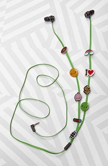 Headphone Cord Charms