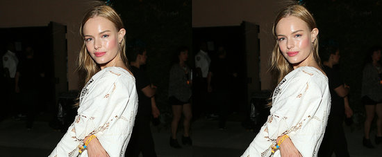 Kate Bosworth Knows What to Wear on Balmy Summer Nights