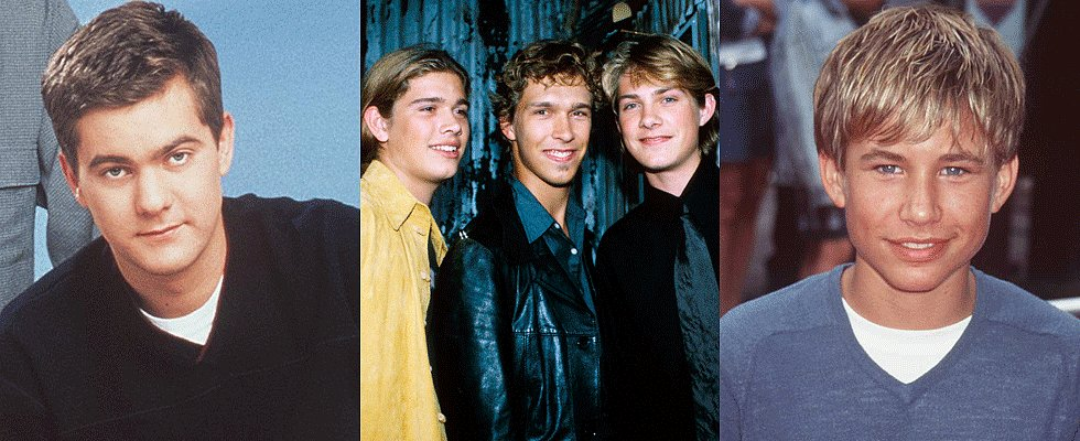 Step Back in Time With These Dreamy '90s Heartthrobs