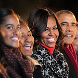 Obama Family Photos 2014