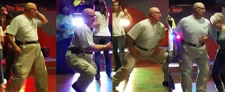 """This Guy Dancing to """"Push It"""" Will Definitely Put a Smile on Your Face"""