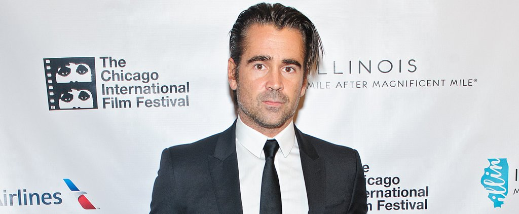 Is Colin Farrell Growing Out His Hair For His Role on True Detective?