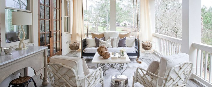 How to Give Your Outdoor Rooms a Cozy Winter Makeover