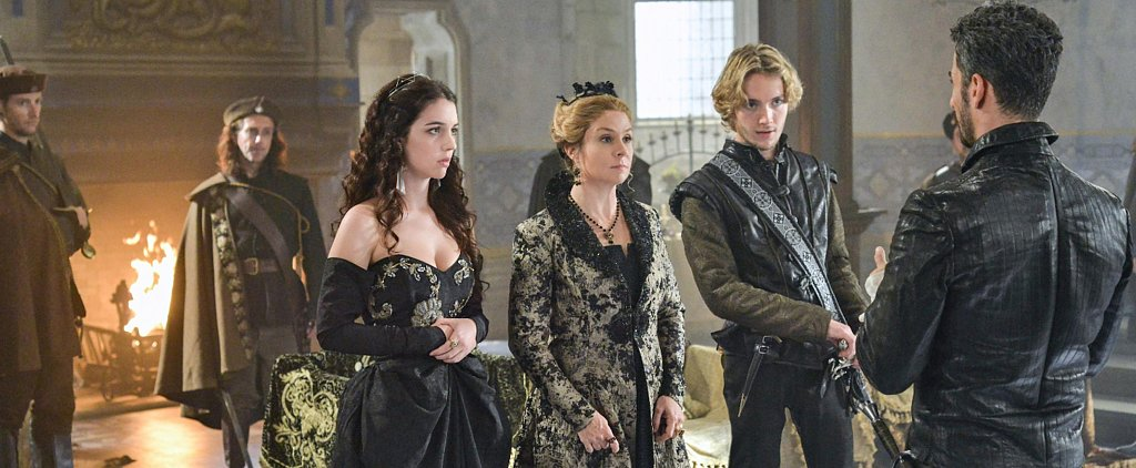 Did Reign Go Too Far This Week?