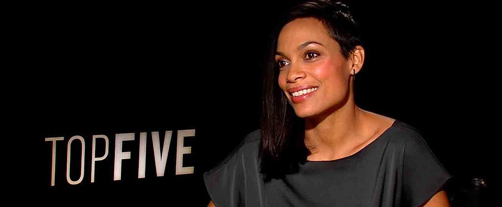 Rosario Dawson Shares Her Top Five Words to Describe Chris Rock