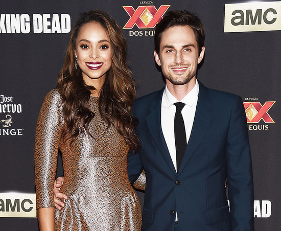 Amber Stevens Marries Former Greek Costar Andrew J. West