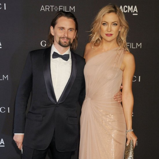 Kate Hudson and Matthew Bellamy Split