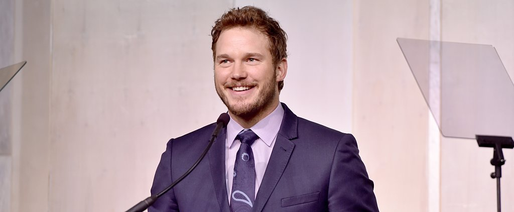 Chris Pratt Gives a Truly Touching Speech About His Son Jack's Premature Birth