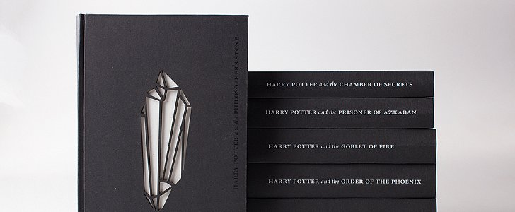 The Prettiest Harry Potter Book Covers in All the Universe