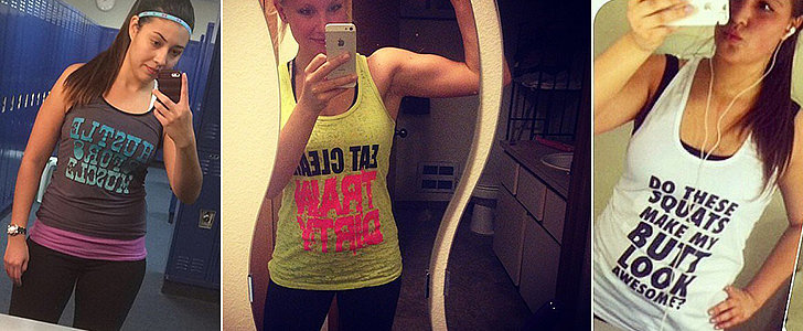 Not Feeling Your Workout? Wear 1 of These Inspirational Shirts