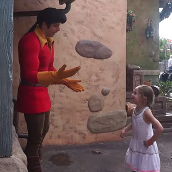 Girl Puts Gaston in His Place | Video