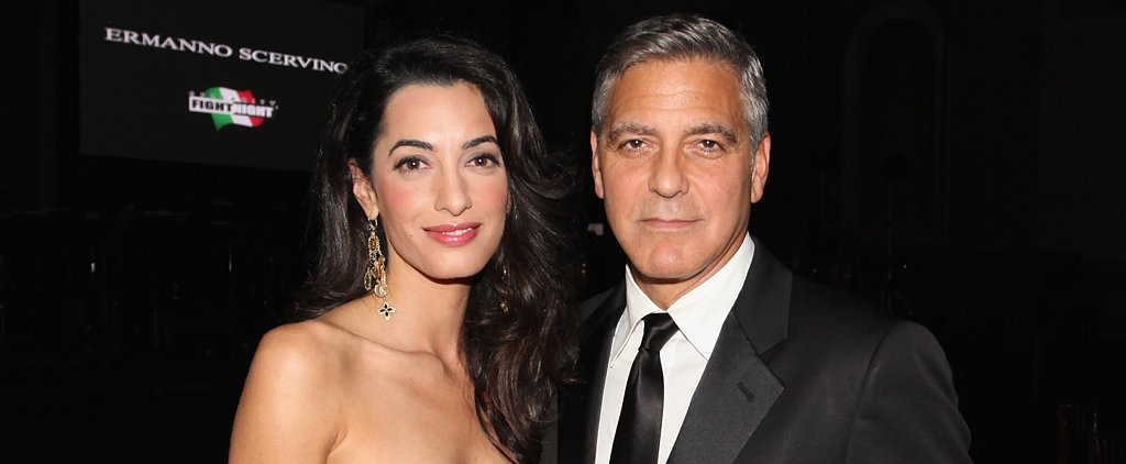 Is George Clooney's Wife, Amal Alamuddin, Pregnant?