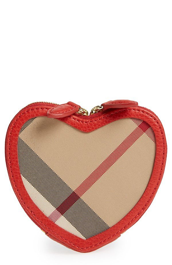 Burberry Heart Crossbody Bag