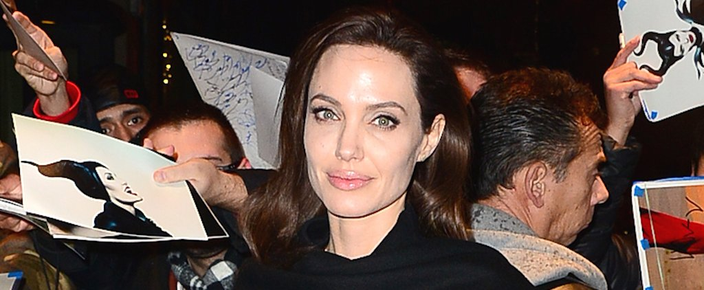 Angelina Jolie Takes Vivienne on a Playdate