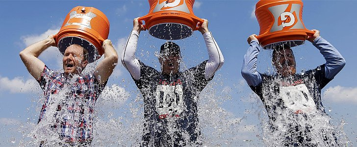 Facebook's Biggest Celeb Ice Bucket Challenge Videos of the Year