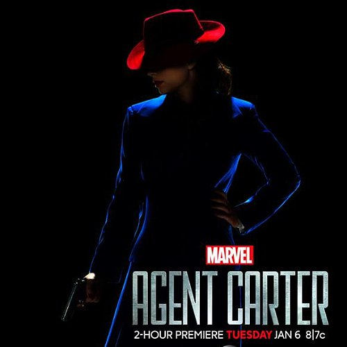Agent Carter at Comic-Con 2014