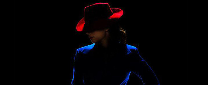Marvel's First Agent Carter Poster Is So, So Good