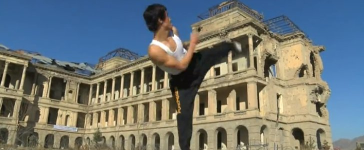 Is This 21-Year-Old From Afghanistan the Next Bruce Lee?