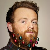 Christmas Ornaments For Beards